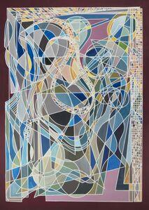 Cecilia Biagini, 'Figuring Point ', 2018