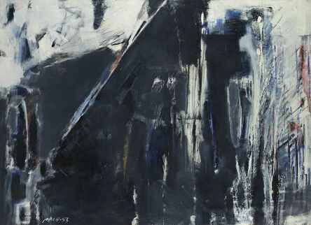 Stephen Pace, 'Untitled (53-5)', 1953