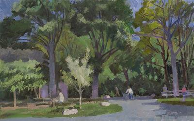 Tony Serio, 'Summer Park, Landscape', 2019