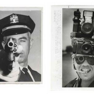 Murray Moss, 'TQ 19/20: Thug's Eye View/David Floyd Camera Contraption', 1957/1988