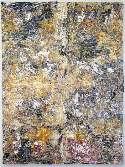Jacin Giordano, 'Cut Painting # 79', 2016
