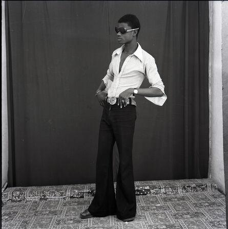 Malick Sidibé, 'Moi seul', 1974