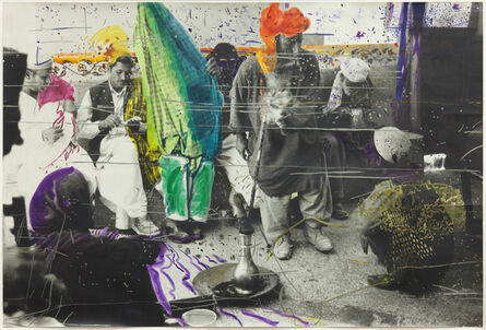 Sigmar Polke, 'Untitled (Quetta, Pakistant),', 1974-1978
