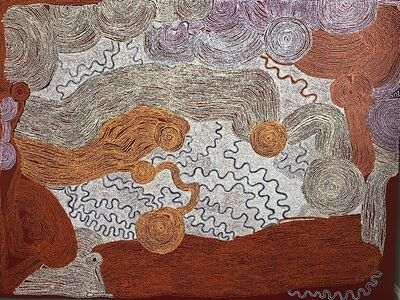 Esther Giles Nampitjinpa, 'Untitled (EGN01-0313)', 2013