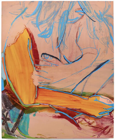 Sarah Faux, 'Nude Breeze', 2020