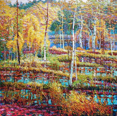 Shi Le, 'Linberlost Fall #3'