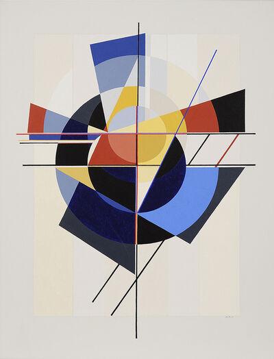George Johnson, 'Dual Circular Theme (Senior)', 2005