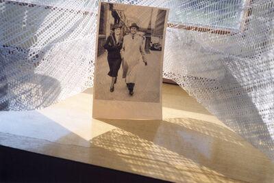 Bertien van Manen, 'Prague (Couple in Window)', 2004
