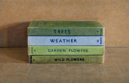 Lucy Mackenzie, 'Four Books (2)', 2009