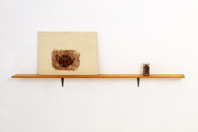Amikam Toren, 'Neither a Teapot nor a Painting', 1979