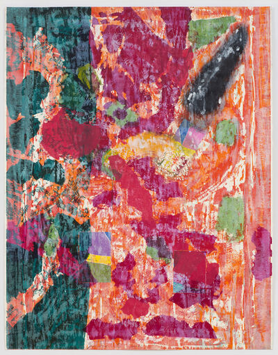 Jim Dine, 'The Packing of a Sea of Glass', 2015