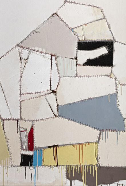 Sally Ross, 'Queequeg, detail', 2014