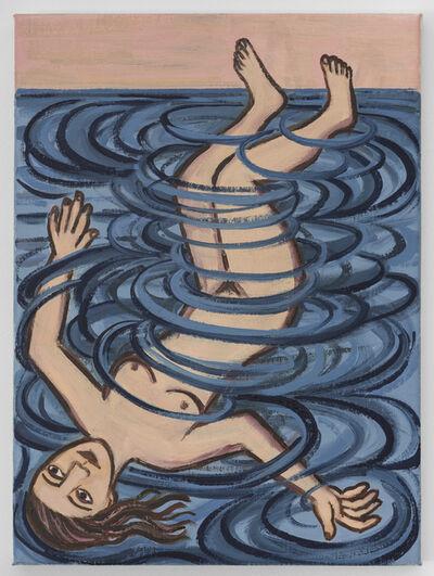 Eileen Cooper, 'Deep Water', 2021