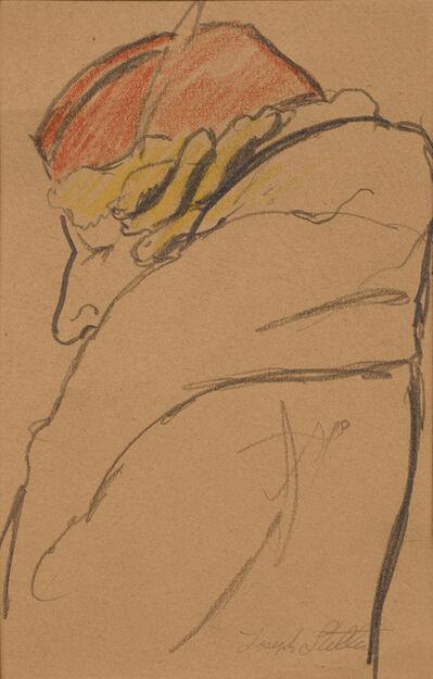 Joseph Stella, 'Red Hat', ca. 1910