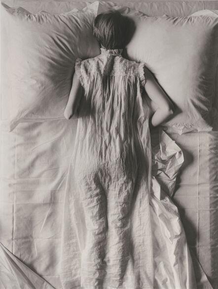 Irving Penn, 'Girl in Bed (Jean Patchett), New York', 1949/1970