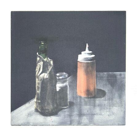André Marcel Pagán, 'Heineken, salero y mayoketchup', 2020