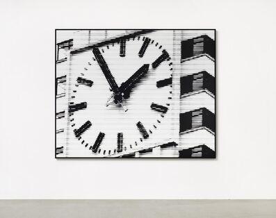 Bettina Pousttchi, 'Rio Time', 2013