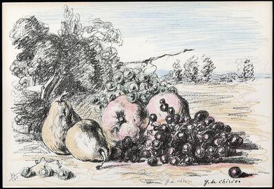 Giorgio de Chirico, 'Natura morta ', 1964
