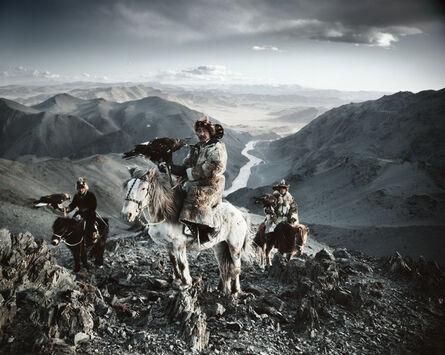 Jimmy Nelson, 'Altantsogts, Bayan Olgii Mongolia', 2011