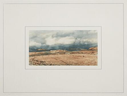 Gerhard Richter, 'Kanarische Landschaften I (Canary Landscapes I): one plate (B. 39)', 1971