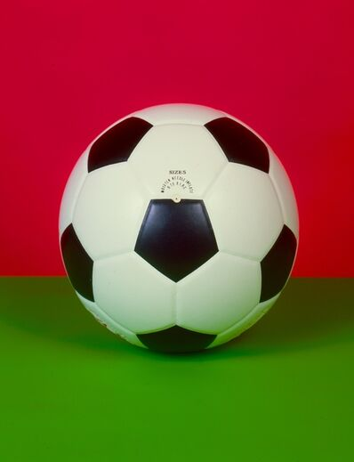 Neil Winokur, 'Soccer Ball', 1986