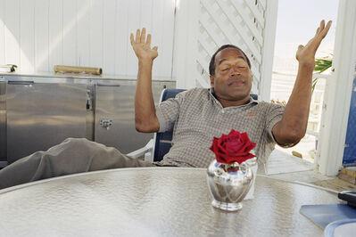 Juergen Teller, 'OJ Simpson, Only God knows, Miami', 2000