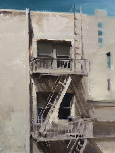 "Kim Cogan, '""Rear Windows""', 2015"