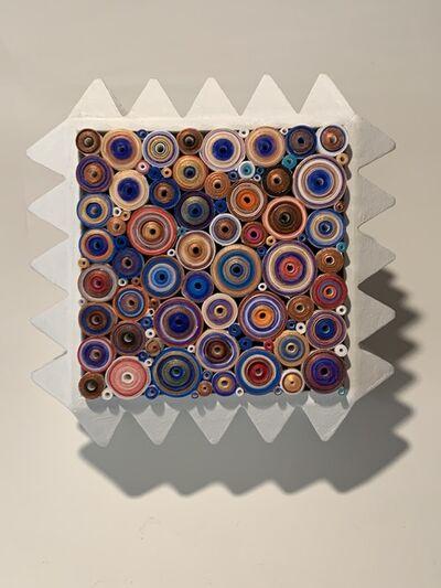 Hadieh Shafie, 'Cube', 2020