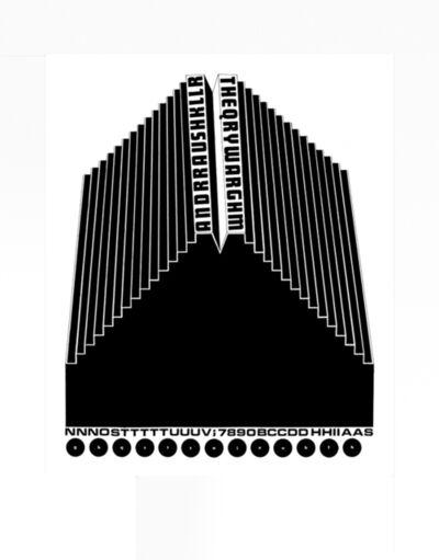 Michael Morris, 'City Deluxe 10', 1968 / 2012