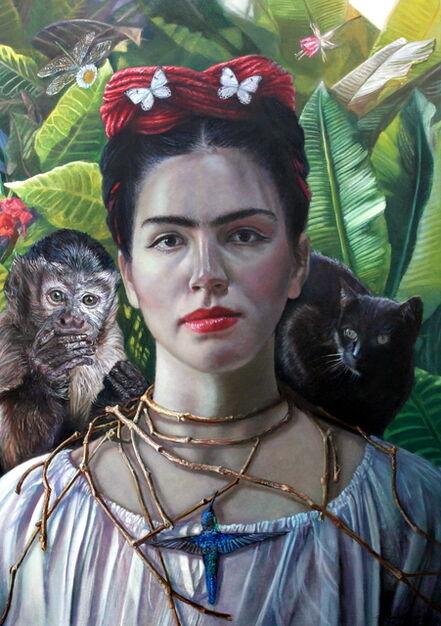 Jackie Edwards, 'To Catch A Hummingbird', 2020