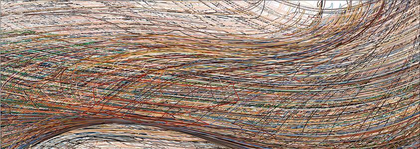 Henry Mandell, 'Tatara Fire ', 2014