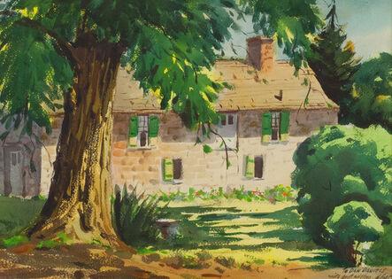 Henry Gasser, 'House', ca. 1950s-1960s