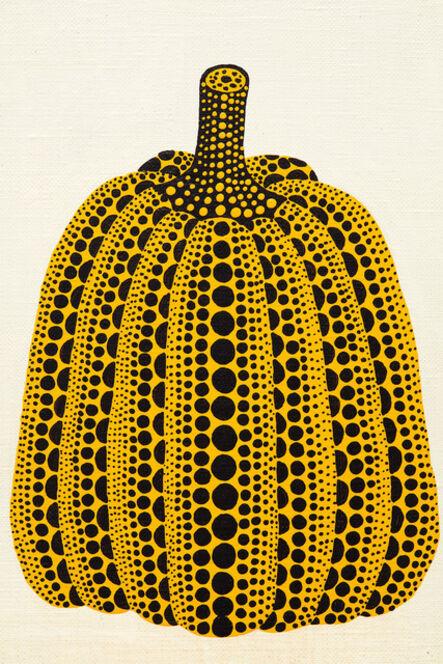Yayoi Kusama, 'Pumpkin', 1990