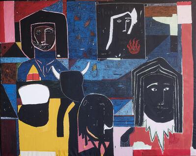 Farshad Farzankia, 'All My Friends Lost in a Schoolbus', 2017