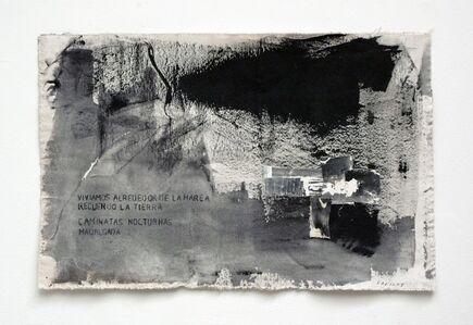 Francisca Aninat, 'Vacíos de Voz III', 2018