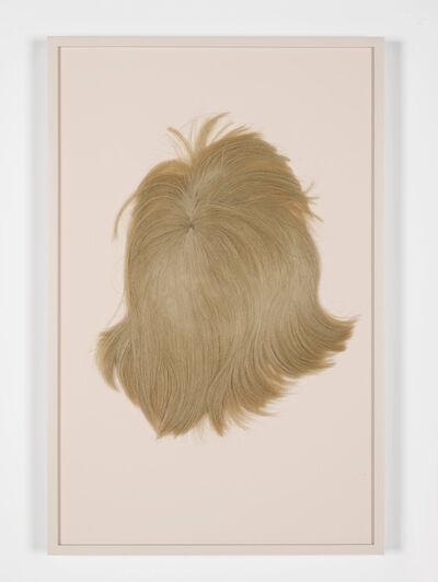 Nina Beier, 'Slender Slice Blonde Bob', 2015