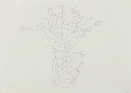 Nicolas Party, 'Flowers', 2012