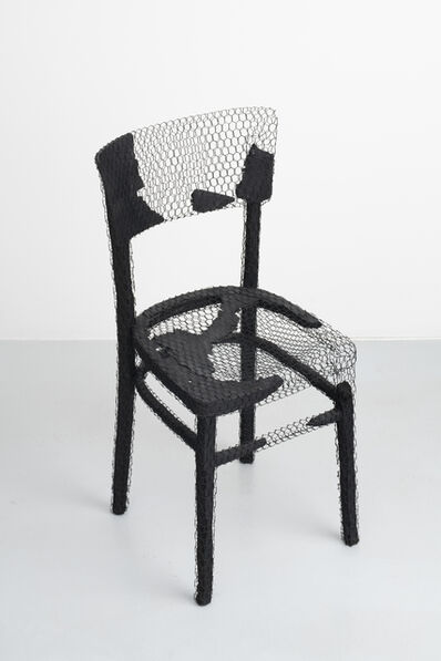 Mona Hatoum, 'Remains (chair) V', 2019