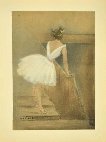 Henri Boutet, 'Dans les Coulisses', 1897