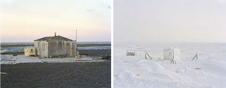 Eirik Johnson, 'Barrow Cabins 02', Summer 2010-Winter 2012