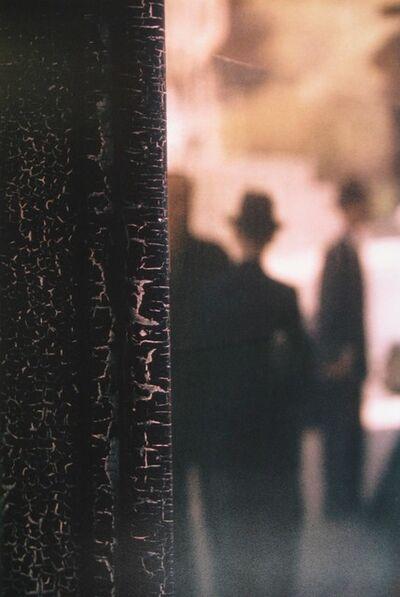 Saul Leiter, 'Cracks', 1957