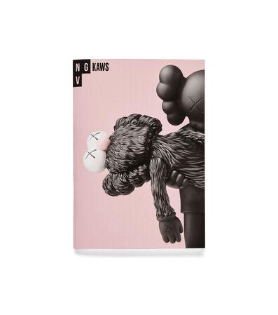 KAWS, 'KAWS x NGV Notebook ', 2019