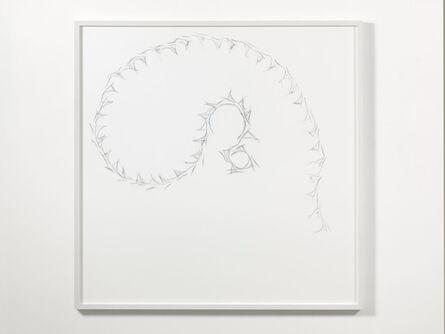 Anri Sala, 'Lines recto verso (jung, huxley, stravinsky)', 2015