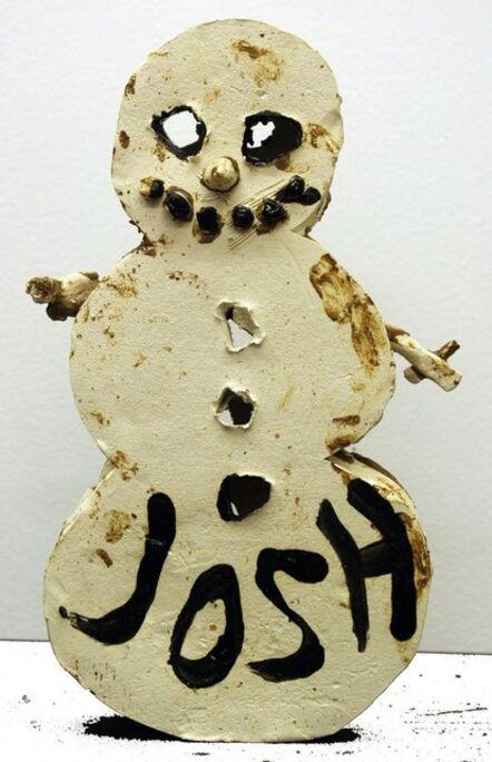 Josh Smith, 'Snowman', 2013
