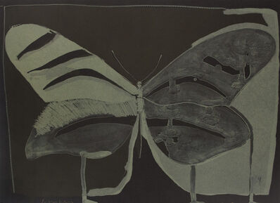 Fritz Scholder, 'Night Butterfly', 1979