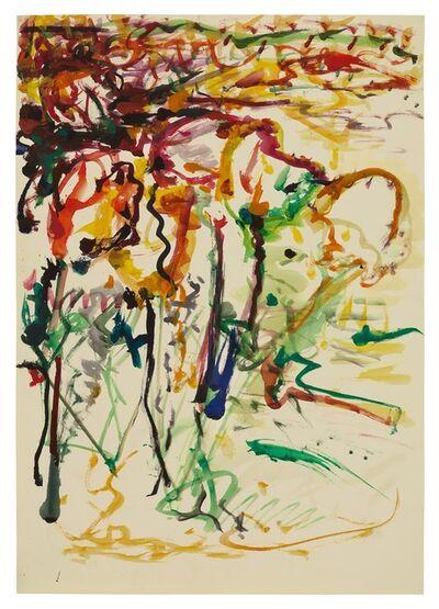 Fritz Ascher, 'Flowers', undated
