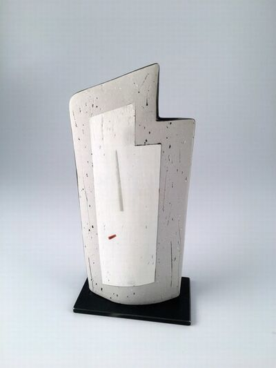 "Harris Deller, 'Untitled Vessel ""L"" shaped opening', 2018"