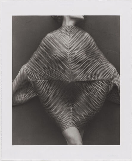 Herb Ritts, 'Wrapped Torso, Los Angeles', 1989