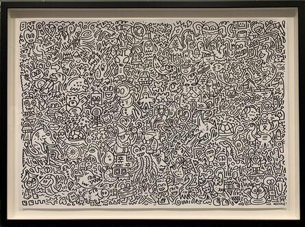 Mr Doodle, 'Banana Phone', 2018