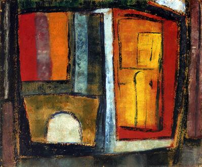 Muraina Oyelami, 'One Apartment', 1969